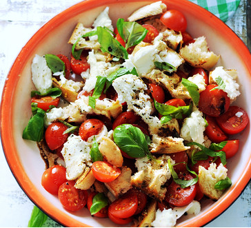 Summer Tomato Salad image