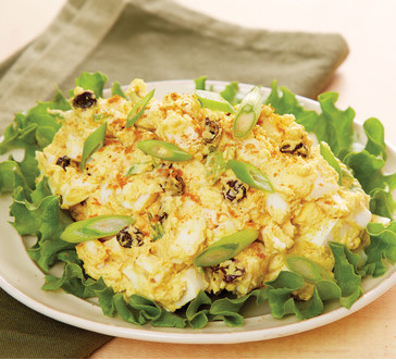 Curried Egg Salad with Currants | Stop and Shop