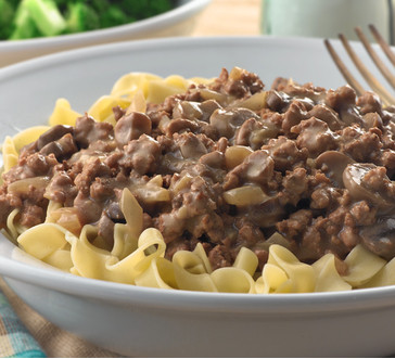 Ground Turkey Stroganoff image