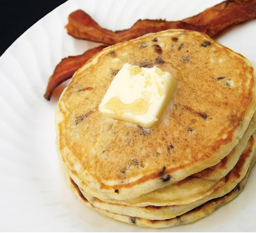 Whole Wheat Chocolate CHIP Pancakes   Giant Food