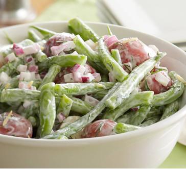 Green Bean and Potato Salad image