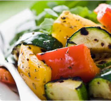 Grilled Vegetables image