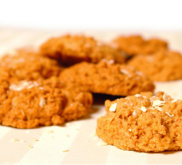 Spiced Pumpkin Oatmeal Cookies | Giant Food Store