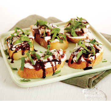Turkey and Fig Crostini image