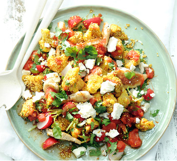Cauliflower and Quinoa Salad with Feta | Giant Food
