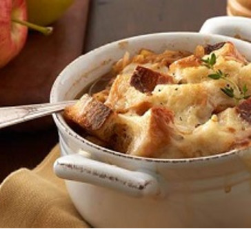French Onion & Apple Soup image