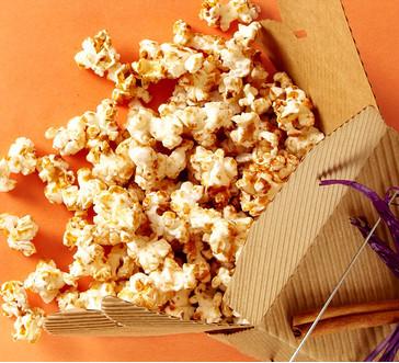 Honey-Orange Popcorn image