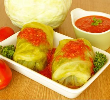 Cabbage Rolls image