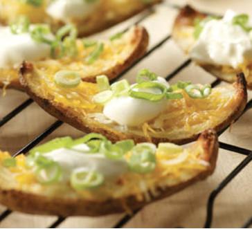 Enlightened Potato Skins image