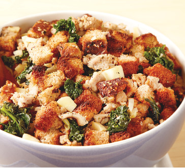 Multigrain Vegetable and Sausage Stuffing image