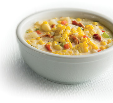 Slow Cooker Corn Chowder image