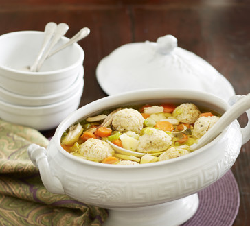 Matzo Ball Chicken Soup image