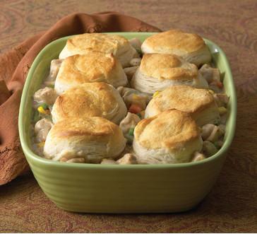 Quick & Tasty Chicken Pot Pie image