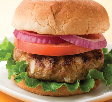 Honey Mustard Turkey Burgers | Stop and Shop