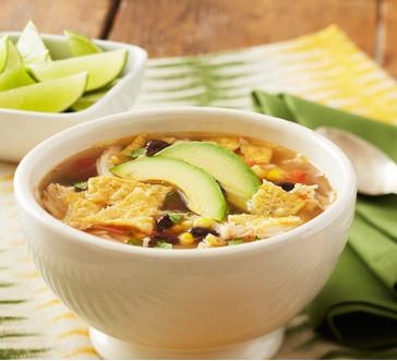 Simple Tortilla Soup image
