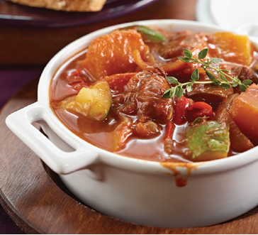 Vegetable Beef Stew image