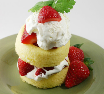 Berry Shortcakes image