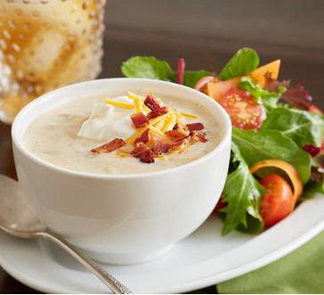 Boston Potato Soup image