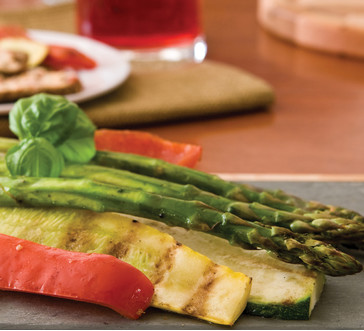 Grilled Vegetables II image