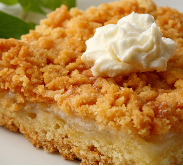 Amazing Apple Crumb Cake image