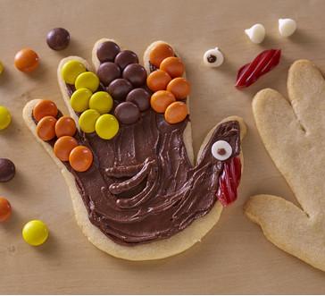 Tom Turkey Cookies image