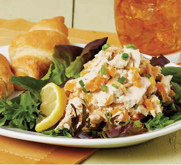 Apricot Chicken Salad image