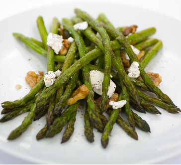 Roasted Asparagus with Fresh Tarragon image