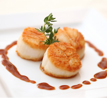 Baked Scallops image
