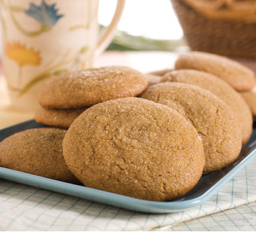 double ginger cookies | Stop and Shop