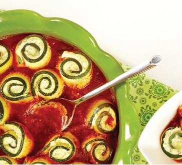 Zucchini Rolls image