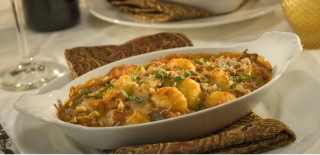 Baked Gnocchi with Two Cheeses & Walnuts - Stop&Shop