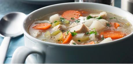 Hearty chicken–vegetable soup recipe - Stop&Shop