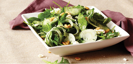 shaved fennel salad raw fennel is an excellent salad addition when ...