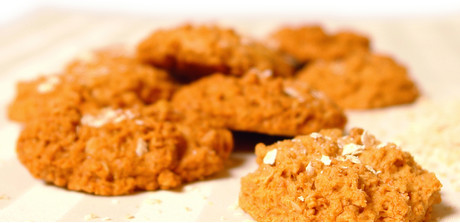Spiced Pumpkin Oatmeal Cookies - Stop&Shop