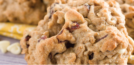 Multigrain White Chocolate Cranberry Cookies - Stop&Shop