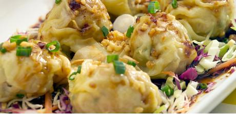 Vegetarian Dumplings - Giant's Food Store