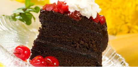 Black Forest Cake Jamaican Recipe