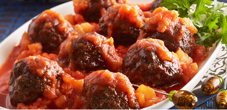 Passover sweet and sour meatballs - Stop&Shop