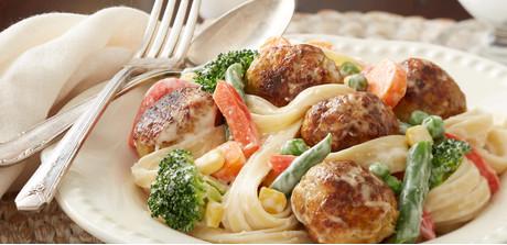 pasta primavera with turkey meatballs pesto turkey meatballs how does ...