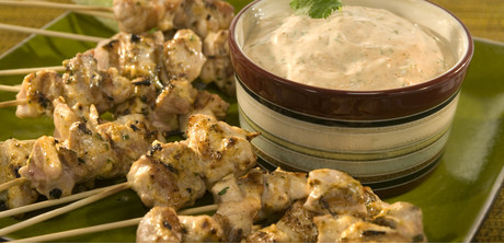 Chipotle-Lime Chicken Skewers recipe - Martin's Foods