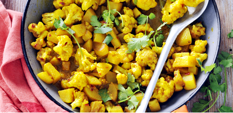 Indian spiced cauliflower and potatoes (aloo gobi) - Stop&Shop