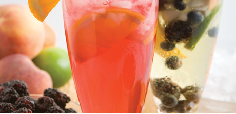 Cranberry Orange Spritzer recipe - Stop&Shop
