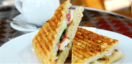 Grilled Chicken, Cheddar, and Mango Chutney Panini - Stop&Shop
