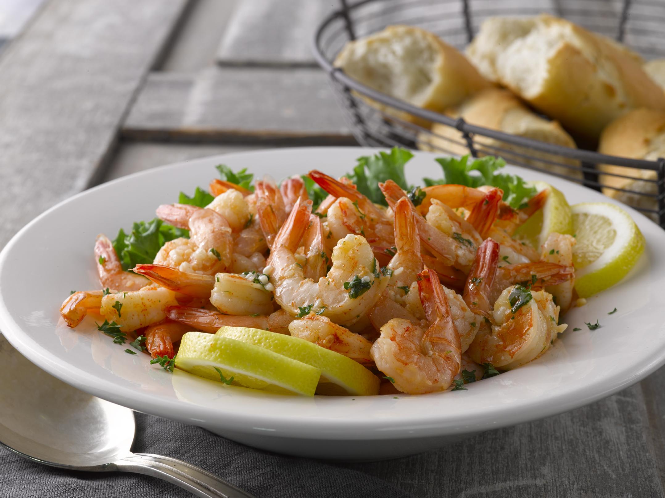Grilled Shrimp Scampi in Foil Packets | Recipes & Meals ...