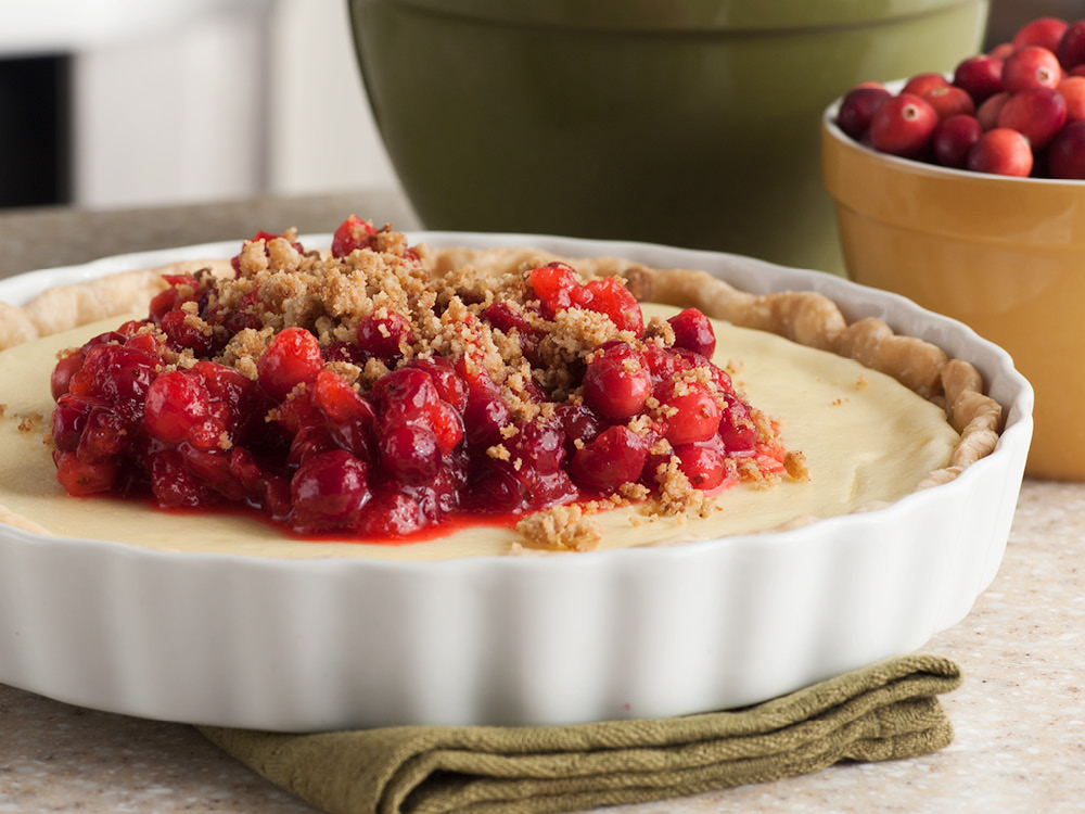 Cranberry Cheesecake Tart | Recipes & Meals - Stop&Shop