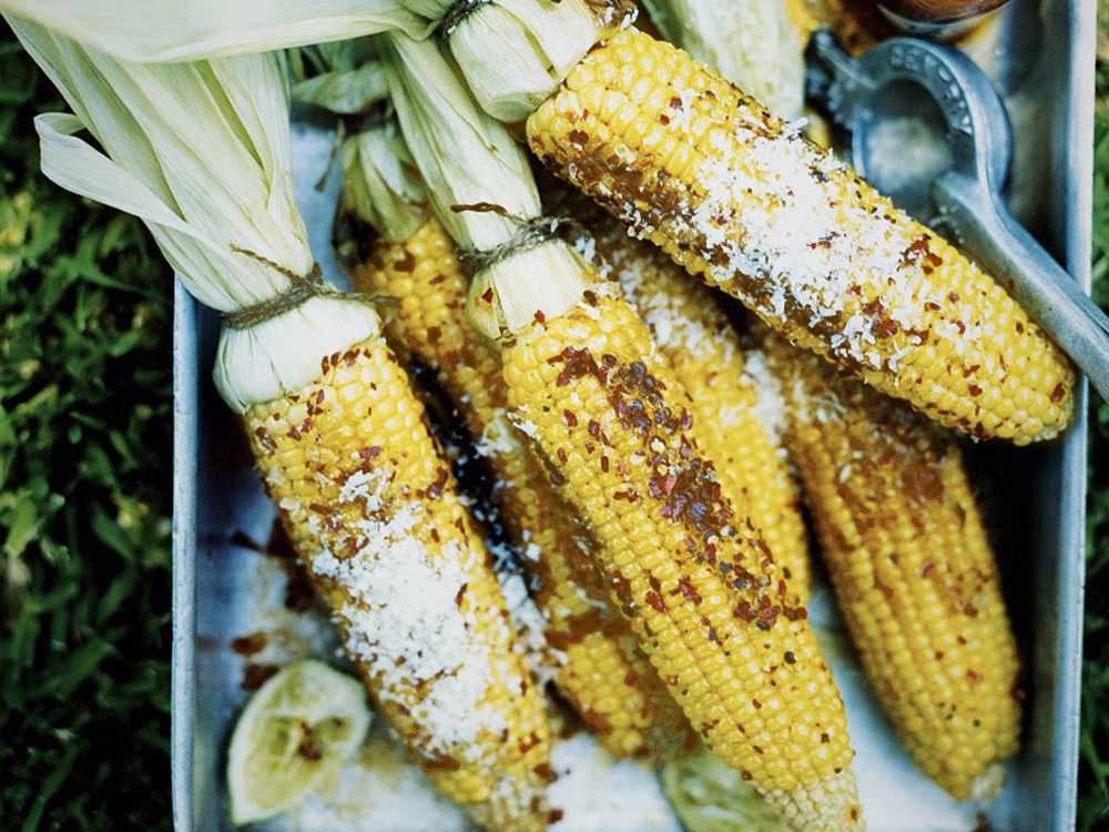 cheesy grilled corn on the cob | Recipes & Meals - Stop&Shop