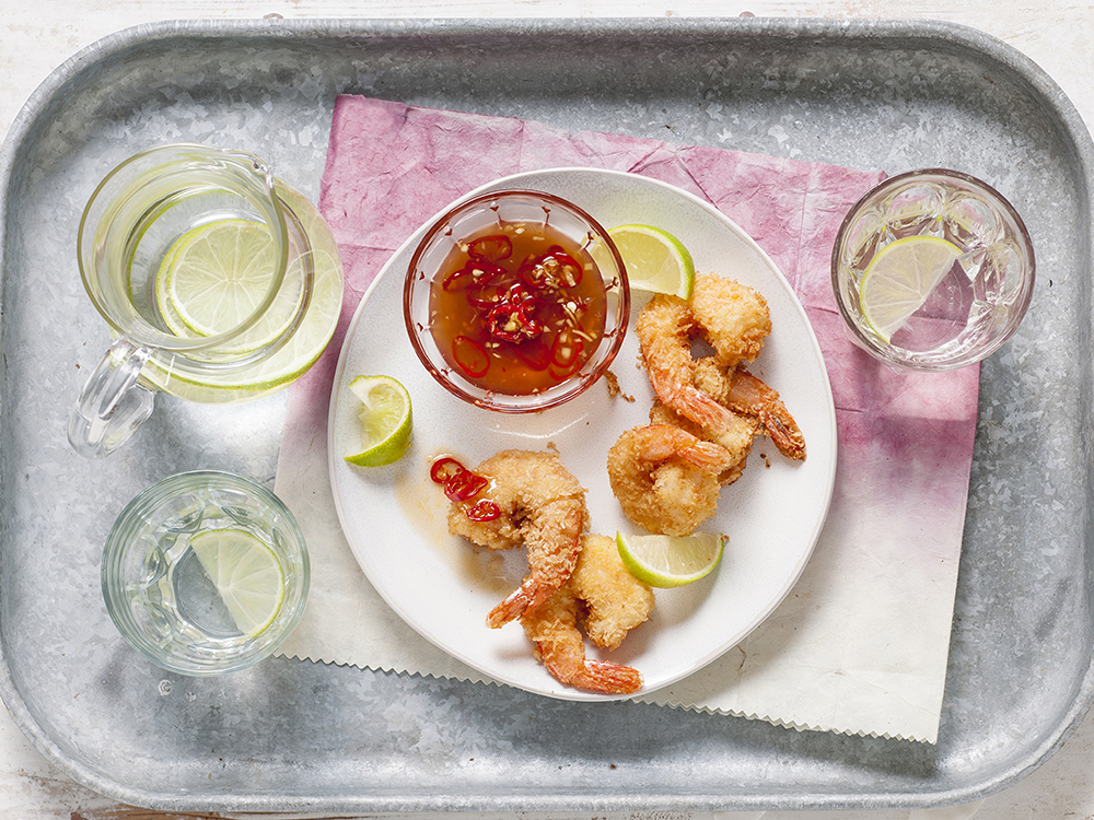 Coconut shrimp with Thai dipping sauce | Recipes & Meals ...
