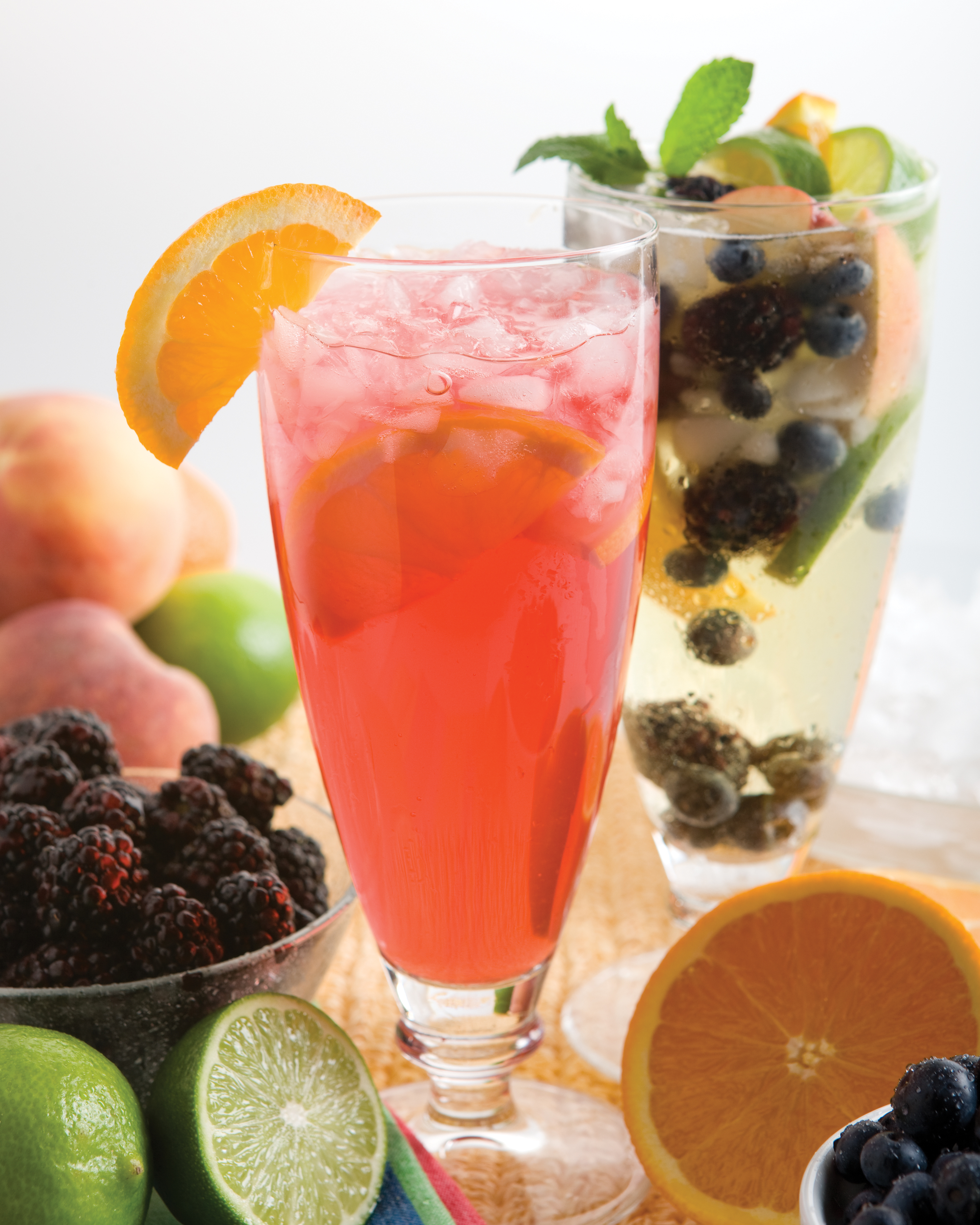 Cranberry Orange Spritzer | Recipes & Meals - Stop&Shop
