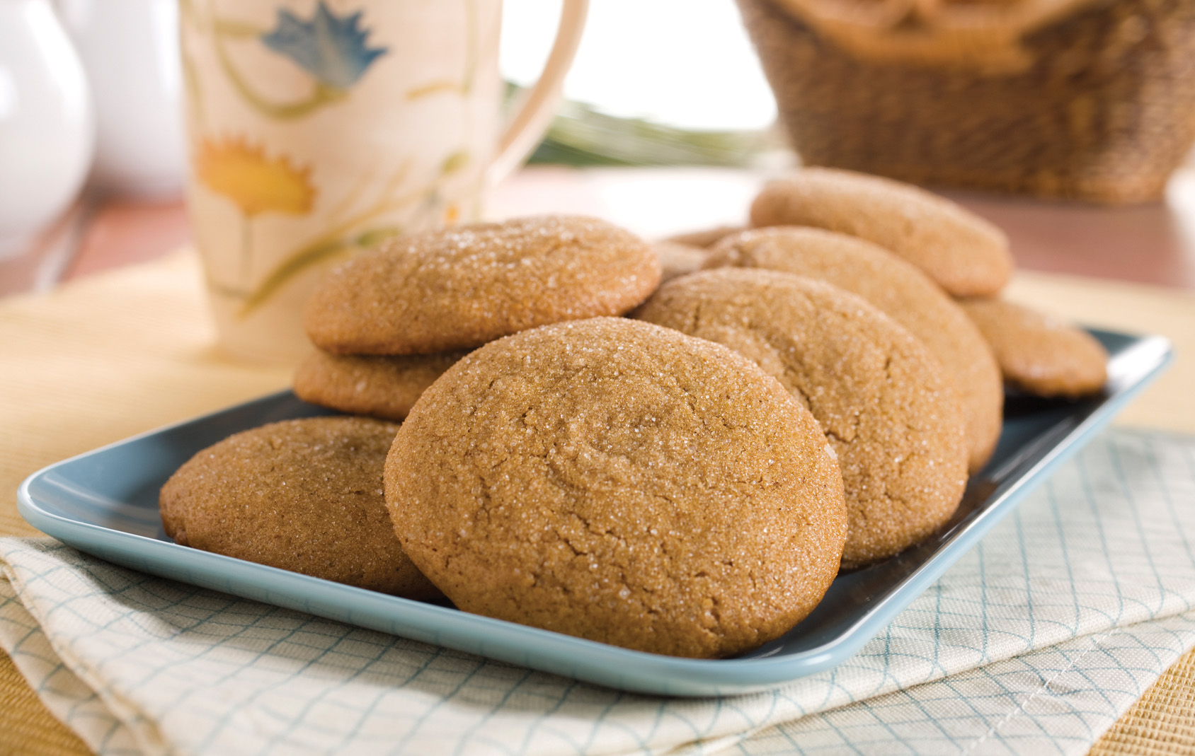 double ginger cookies | Recipes & Meals - Stop&Shop