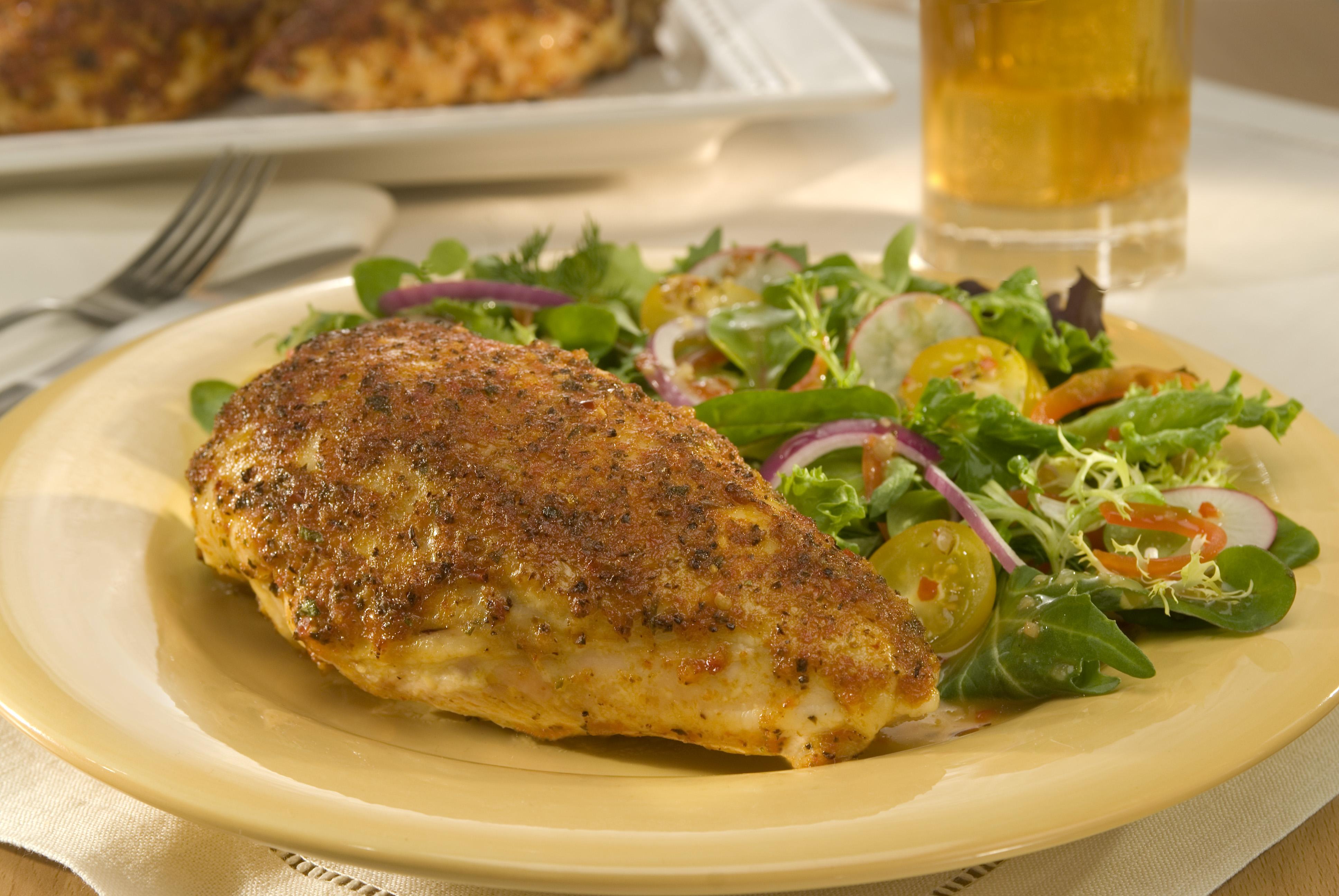 Chicken Breasts with Mediterranean Marinade | Recipes & Meals - Stop ...